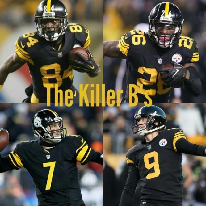NFL Boswell killer Bs