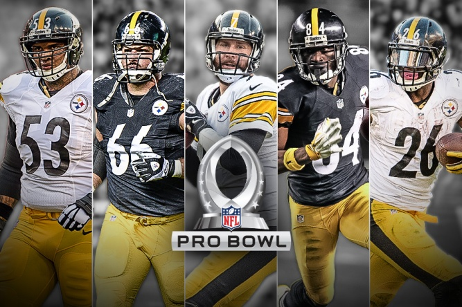 NFL steelers 2017 offense
