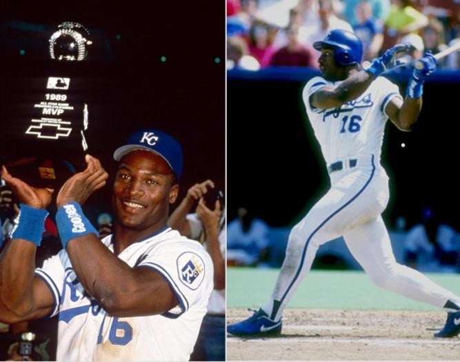 Bo Jackson MVP in All-Star