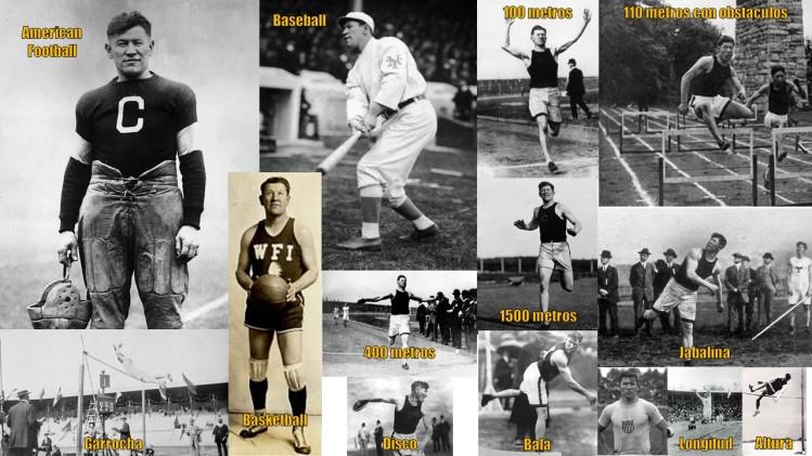 Jim Thorpe Atleta