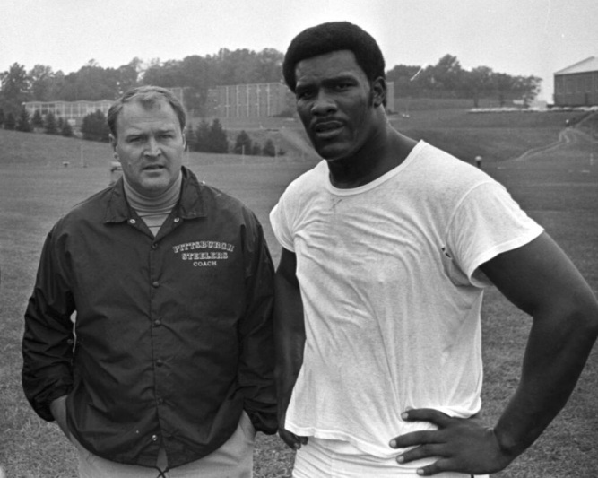 Noll y Joe Greene