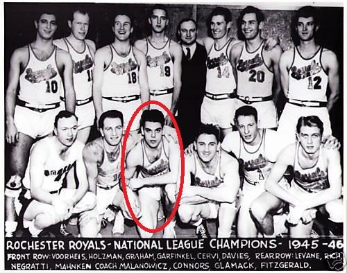 Otto Graham Campeón con Rochester Royals 1 - copia