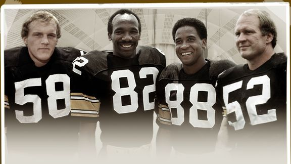 10 1974 Steelers Draft Class