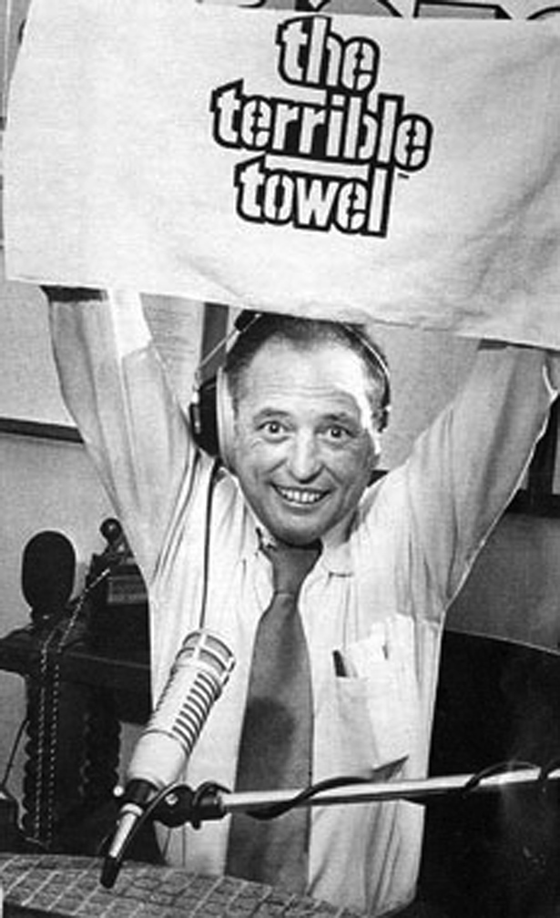 Myron Cope Terrible Towel