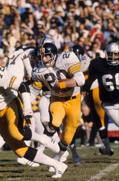 Rocky Bleier final afc 1974